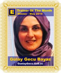 GoE Trainer of the Month - May 2019